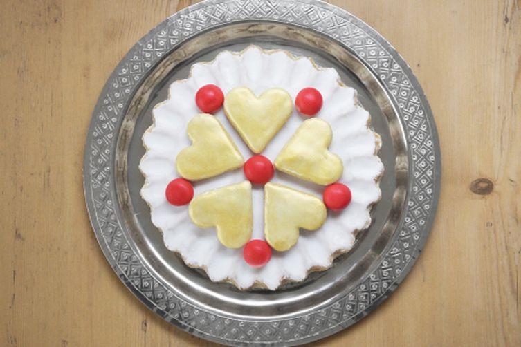 Marchpane Cake Recipe