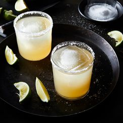 My Go-To, Riffable Margarita Is As Easy As Counting to 4