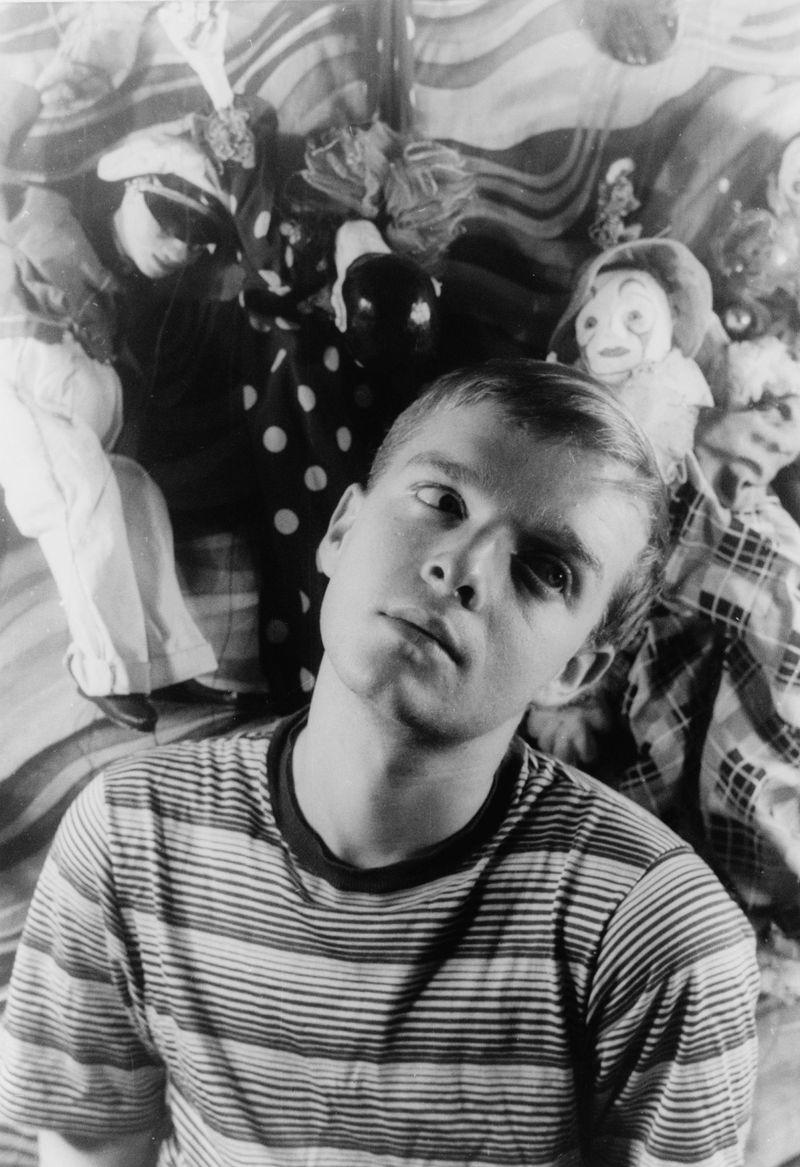 Truman Capote in 1948.
