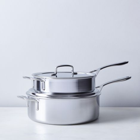 Demeyere 5 Plus Sauté Pan with Lid