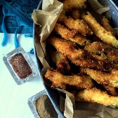 Vegan Zucchini Fries
