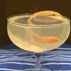 French 52 Cocktail