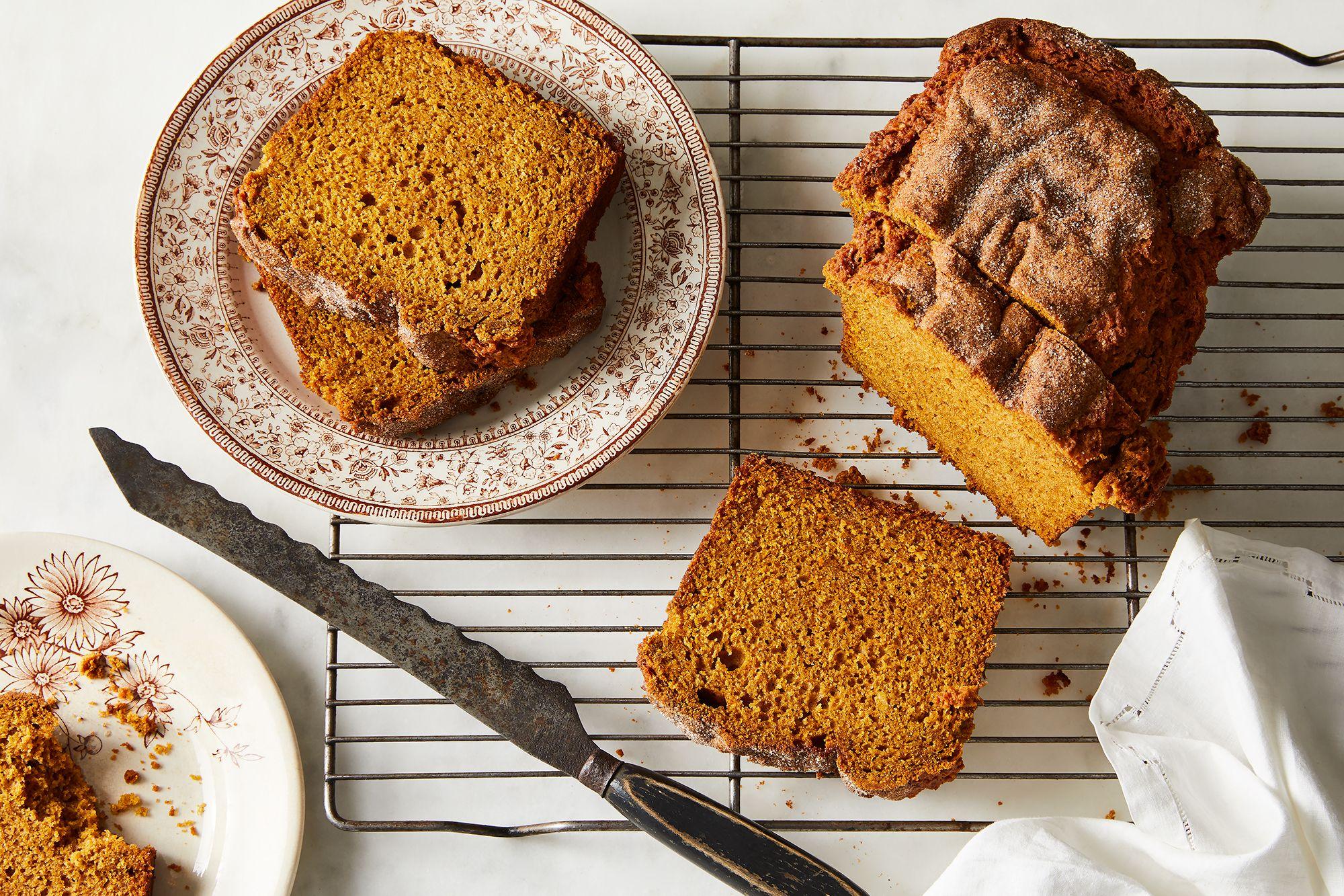 Our Best Pumpkin Bread