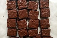 Dark Chocolate Brownies