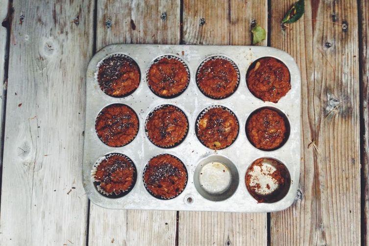 Autumn Muffins (Vegan)
