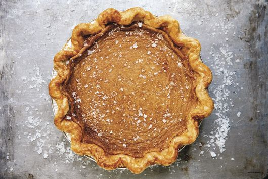 A Simple Salted Maple Pie You'd Swear Came From a Fancy-Pants Bakery