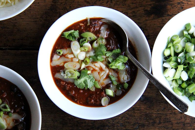 Weeknight Chili