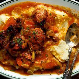 Chicken Legs in Tomato Gravy (+ 5 Tips for a Better Braise)
