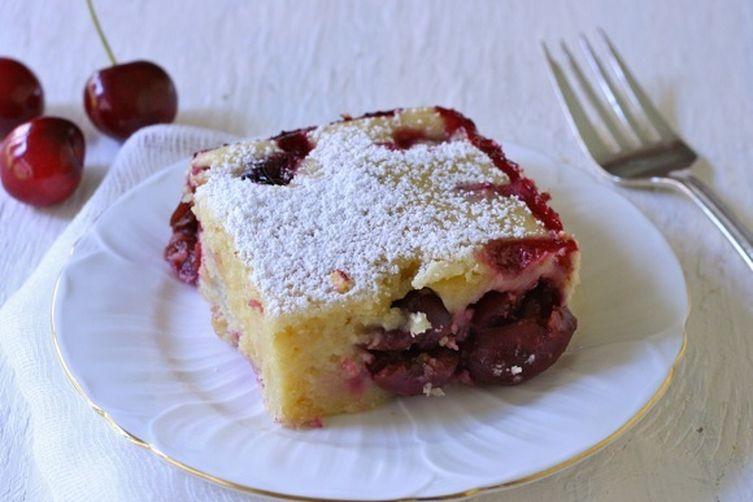 Ida's Cherry Cake