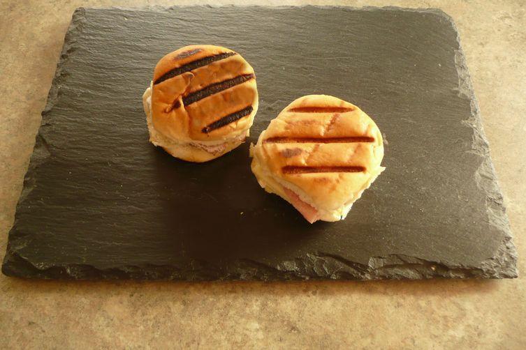 Mini Cuban Sandwiches