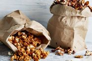 Fluffy Brown Bag Popcorn & 5 Ways to Riff On It
