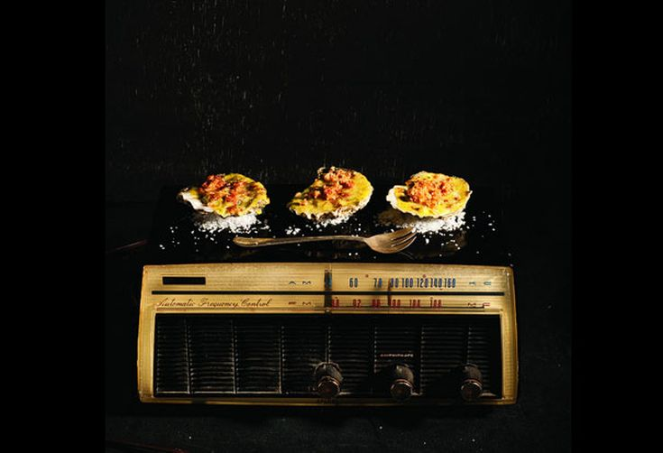 Joe Beef's Hot Oysters on the Radio