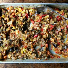 Bored of the Same-Old, Same-Old Ratatouille? Roast It.