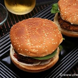 Burgers by Mohit
