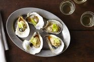 A Haiku or Two, on Oysters