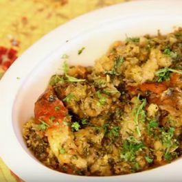 Sindhi Seyal Double Roti
