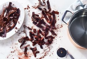 Savory Chocolate Pasta, the Dinner Party Dish You've Been Waiting For