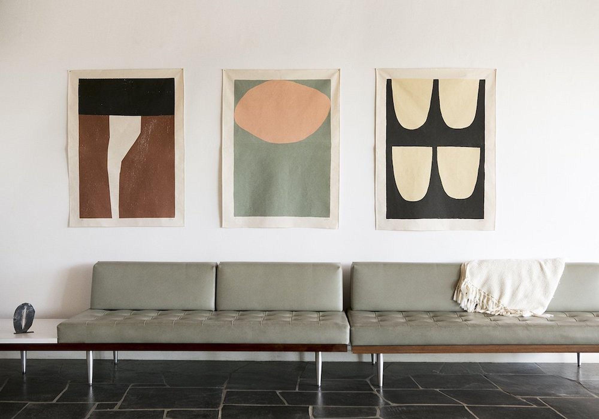 4 Quick & Stunning Alternatives to Framed Art