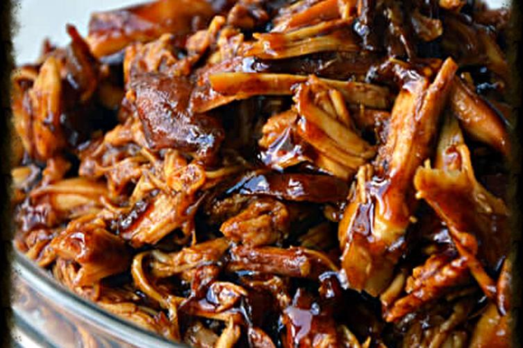 Honey and Garlic Chicken Stew