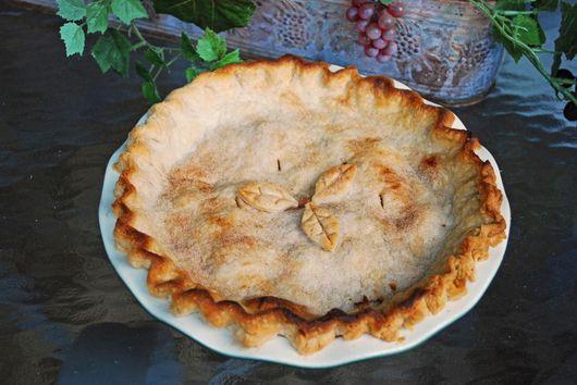 Never-Fail Pie Crust