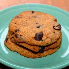 Gluten Free and Vegan Chocolate Chip Cookies