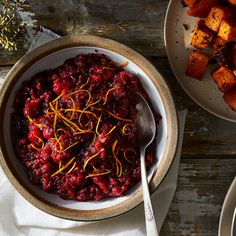 A Zingy Cranberry Sauce to Eat With Anything, On Any Occassion