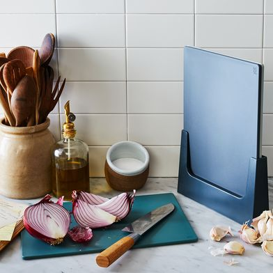 Chopping Board Set with Stand