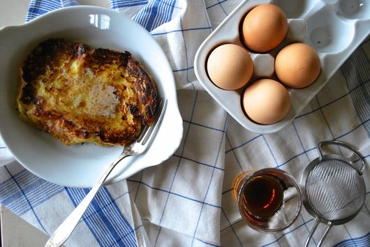 Gingerbread French Toast: Your Go-To Holiday Breakfast