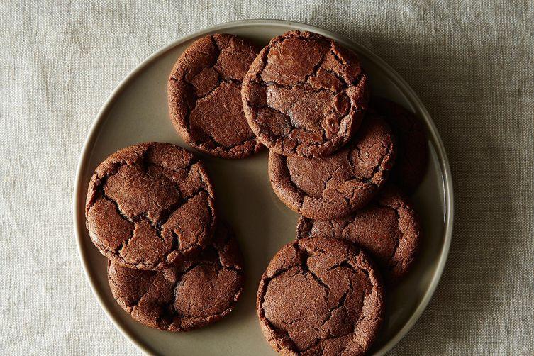 Chocolate Hazelnut Crack Ups Recipe on Food52
