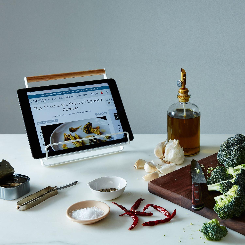 Cookbook Amp Tablet Stand On Food52