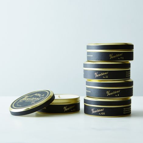 Luxury Essential Oil Candle