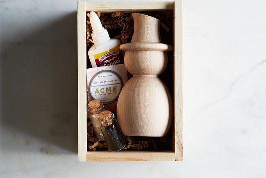 DIY Wooden Snowman Kit
