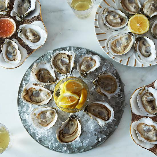 Oysters on Food52