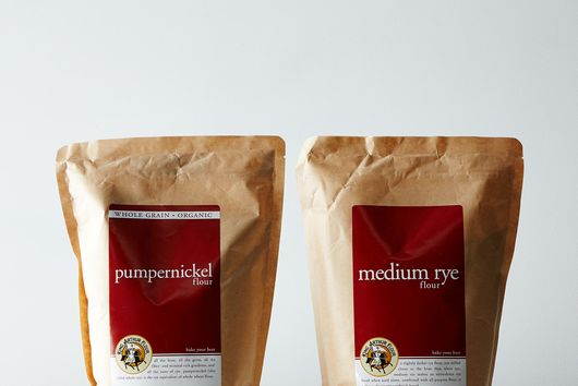 Medium Rye & Pumpernickel Flour (2 Bags)