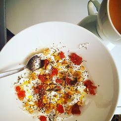 Greek Goddess Breakfast
