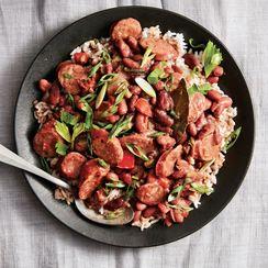Melissa Clark's Instant Pot Cajun Red Beans & Rice