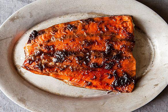 Ginger Soy Glazed Salmon on Food52