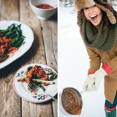 7 Questions with Blogger Molly Yeh