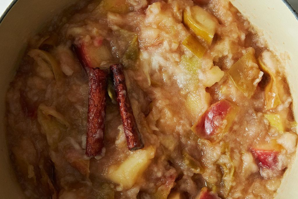 How to Make Applesauce in 5 Steps on Food52