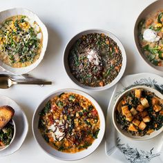 What 6 Food Writers Did With the Same Fill-in-the-Blank Soup Recipe