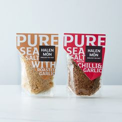 Chili & Roasted Garlic Pure Sea Salt (2-Pack)