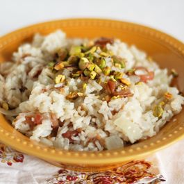 Rice Pilaf with Dates
