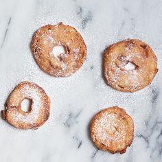 Apple Fritters (Frittelle di Mele)