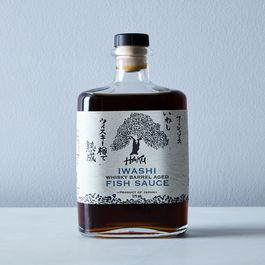 Haku Japanese Whisky Barrel Aged Fish Sauce