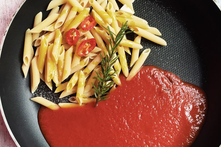 Rosemary & Chili One Pot Pasta