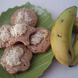 Soft and Simple Baked Pisang Ambon (Banana) Cake Recipe