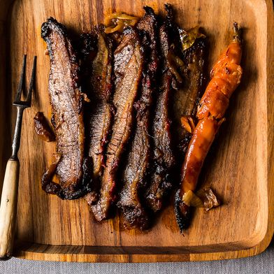 Nach Waxman's Brisket of Beef by Genius Recipes