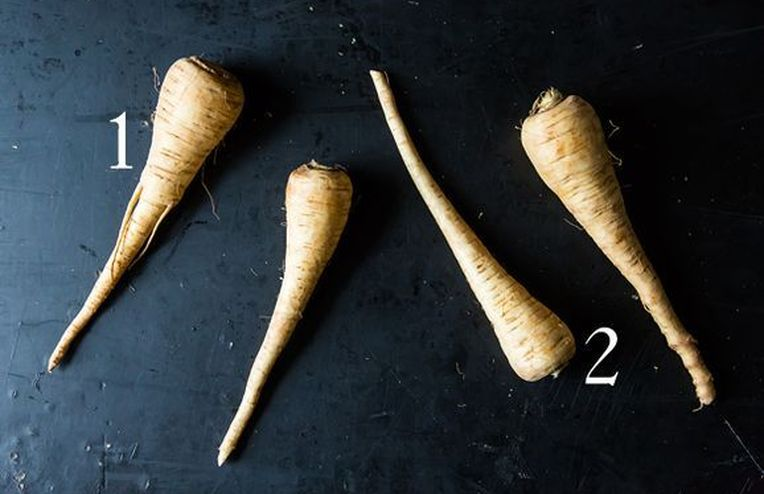 Down & Dirty: Parsnips