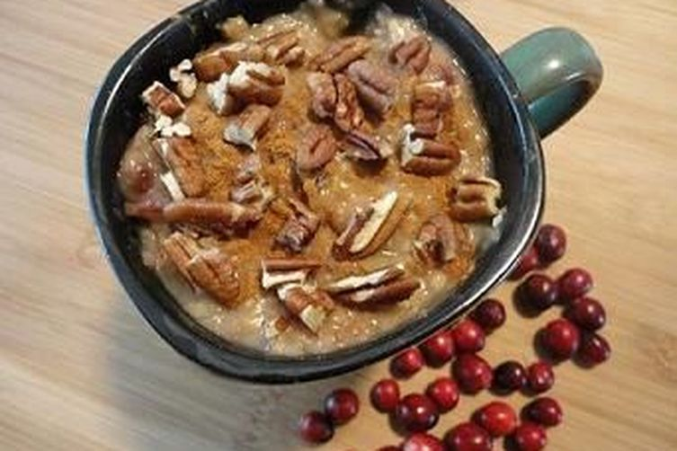Autumn Harvest Slow-Cooker Oatmeal