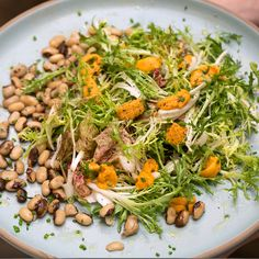 Sea Urchin Salad